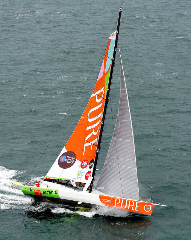 PURE, IMOCA, Romain Attanasio, Vendée Globe