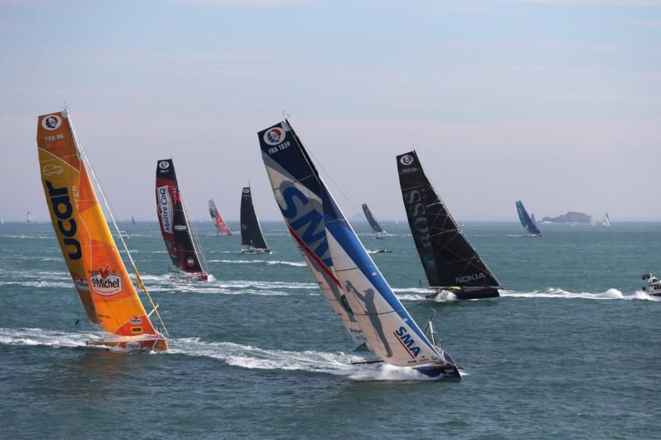 2019: an unprecedented boom for the IMOCA class