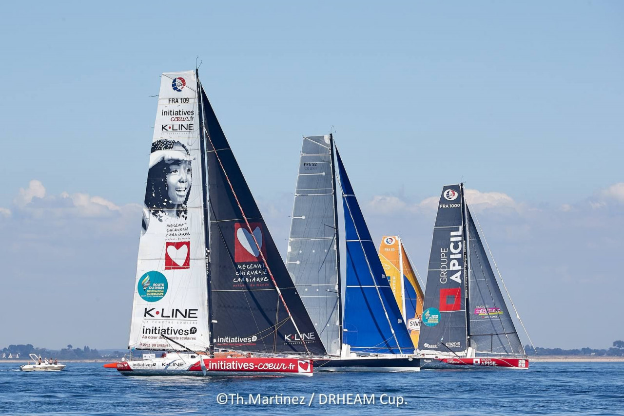 A female double for IMOCA in the DRHEAM CUP
