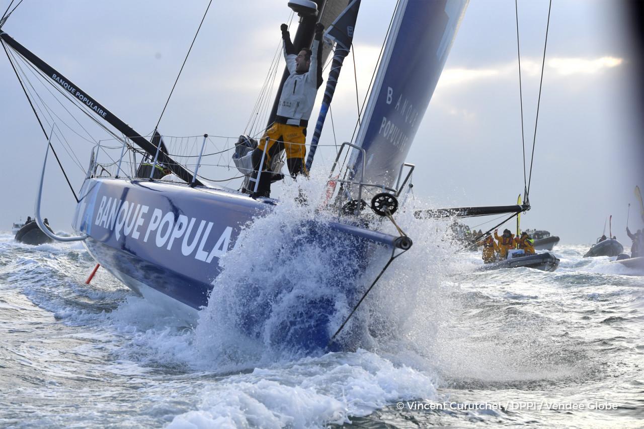 Vendée Globe 2020 Route : Partners - HIGHFIELD, Official partner of the ...